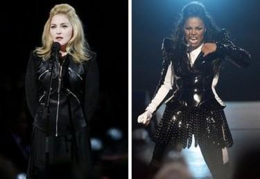 Madonna y Janet Jackson: su homenaje a Michael Jackson en los MTV Video Music Adwards