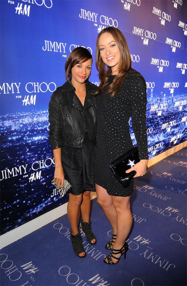 Foto de Fiesta de H&M y Jimmy Choo en Los Ángeles: los looks de Paris Hilton, Olivia Wilde y Hayden Panettiere entre otras invitadas (10/29)