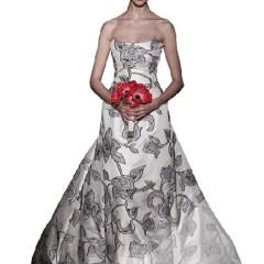 Foto 1 de 20 de la galería novias-vestidas-por-carolina-herrera-i en Trendencias