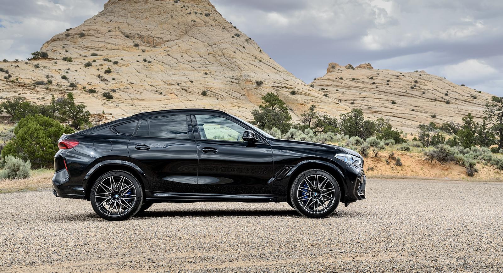 Foto de BMW X6 M y X6 M Competition 2020 (9/24)