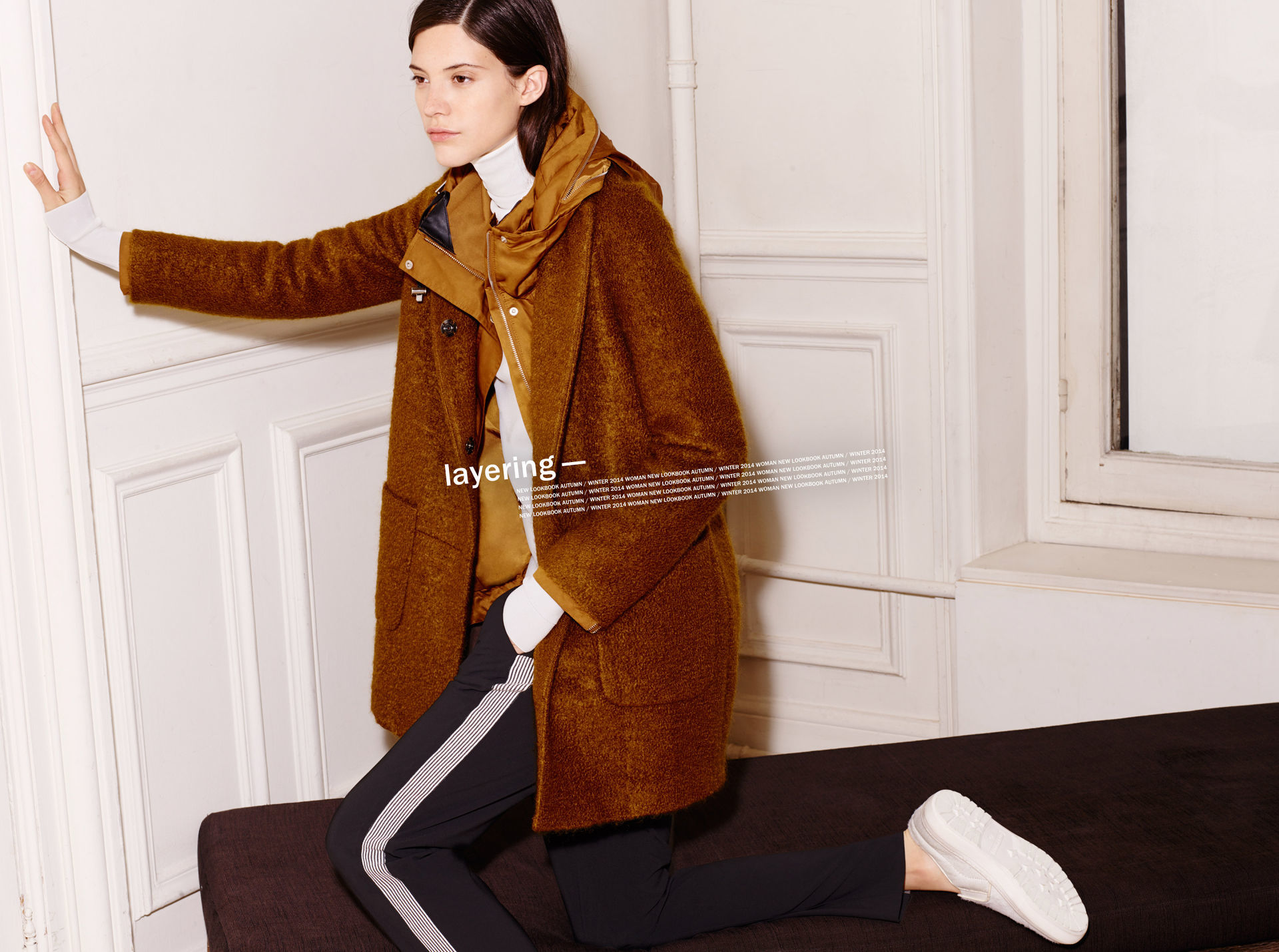 Zara colección septiembre 2014