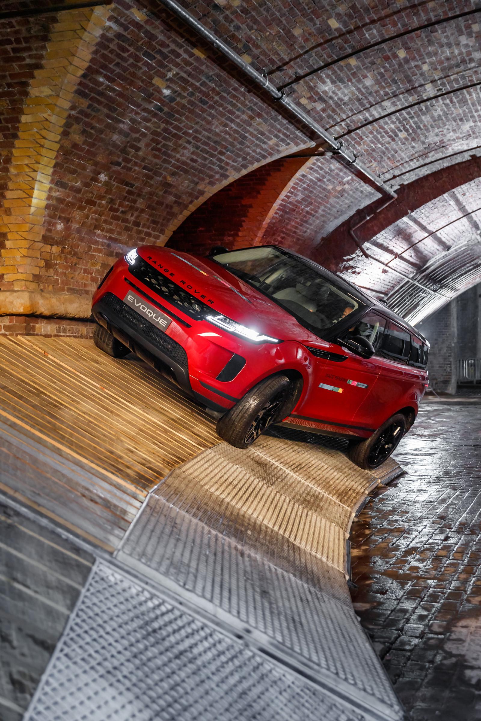 Foto de Range Rover Evoque 2019 (presentación) (10/38)