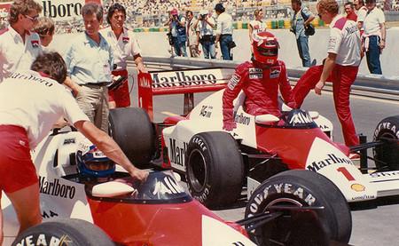 McLaren 1985 Rio de Janeiro
