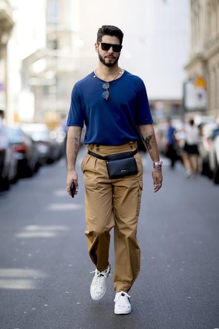 Pantalones Anchos 7