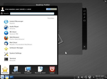 Linux Mint 10 KDE ya esta disponible