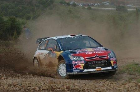 Primera y muy disputada etapa del Rally de Turquía