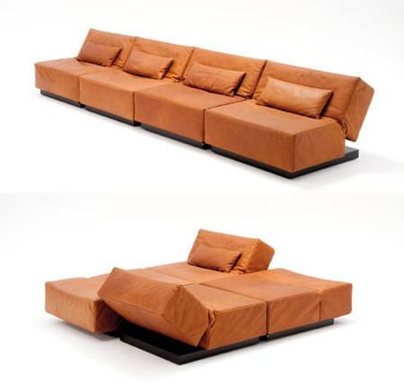 Tema, otro sofá con muchas posiciones