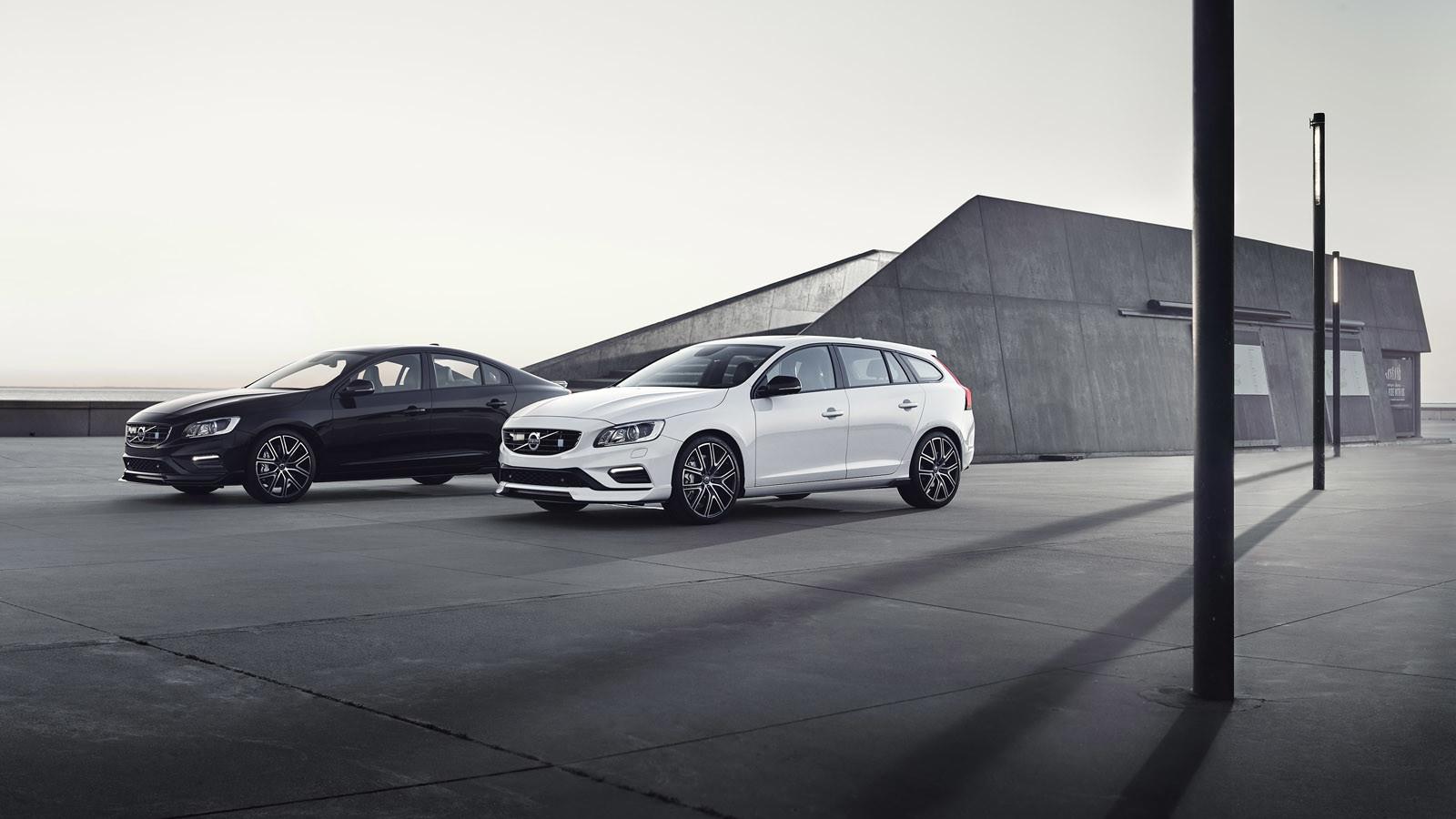 Foto de Volvo S60 y V60 Polestar 2018 (12/14)