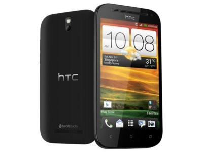 HTC One SV, a fondo