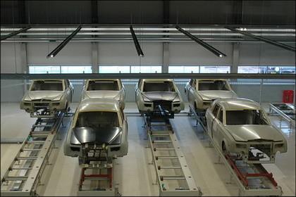 Una visita a la fábrica de Rolls-Royce