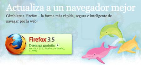 Firefox 3.5, más rápido y más seguro