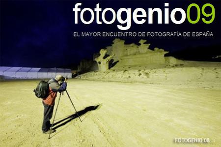 Fotogenio 09, el mayor encuentro de fotografía de España