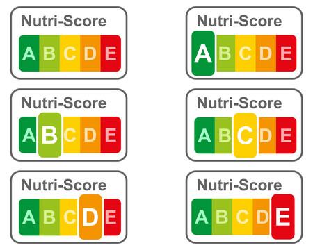 """Nutriscore es un sistema de etiquetado en forma de semáforo que va desde un color verde oscuro, valorado con la letra """"A"""", hasta un color rojo, valorado con la letra """"E"""". Por en medio queda la valoración """"B"""" que sigue estando en un color verde, algo más claro. La """"C"""" que se encuentra en amarillo a mitad de camino entre lo saludable y lo no saludable. Y por último la """"D"""" que tiene un color naranja, simulando el color ámbar de un semáforo."""
