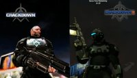 'Crackdown 2'. Pacific City: antes y después