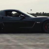 Un Corvette modificado se convierte en el carro eléctrico más rápido del mundo