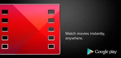 Google Play Movies, llega la versión 3.6