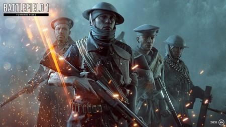 Turning Tides, la tercera expansión de Battlefield 1, llegará a partir del 11 de diciembre