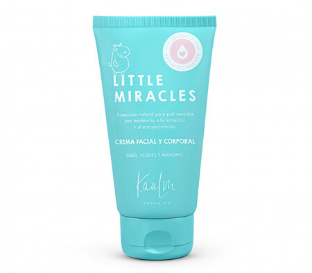 Crema Facial Y Corporal Little Miracles