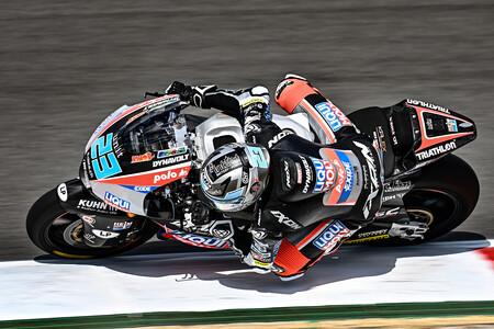 Schrotter Portugal Moto2 2021