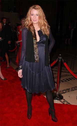 El look de Blake Lively en la gala benéfica New Yorkers for Children