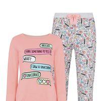 Pijama de unicornios por 12 euros