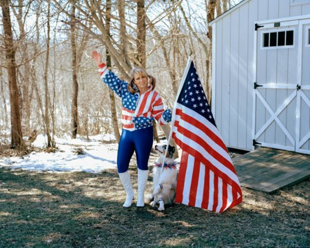 La fotógrafa Bego Antón nos muestra las particularidades del baile entre perros y sus dueños en EE.UU