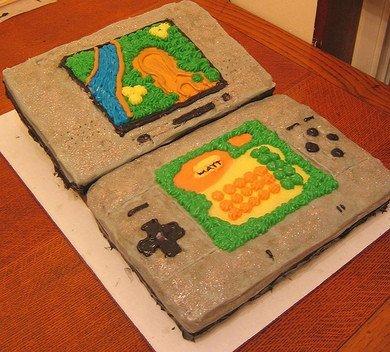 Cómete una Nintendo DS