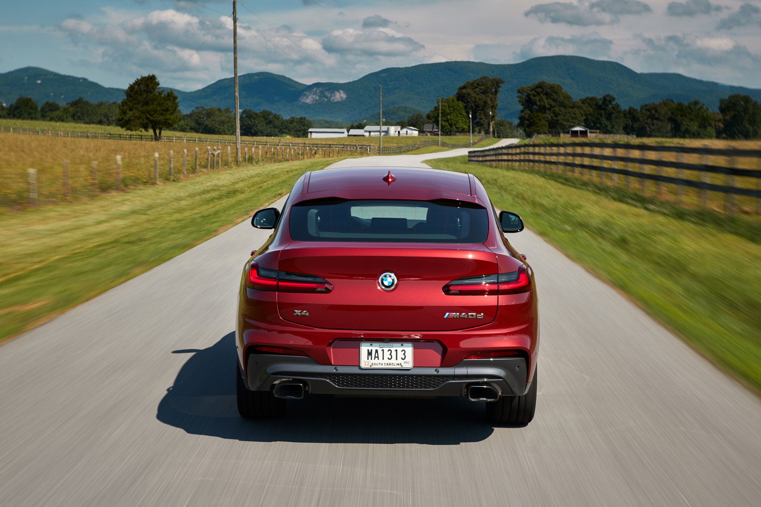 Foto de BMW X4 M40d 2019 (8/22)