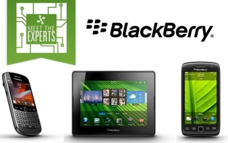 RIM estará en el Meet the Experts con su Playbook y mejores smartphones