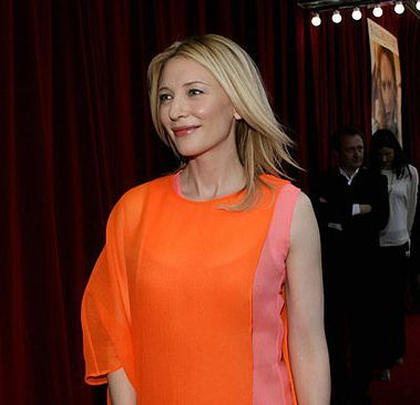 Cate Blanchett está embarazada