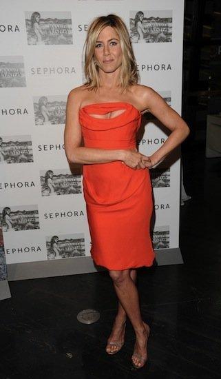 Jennifer Aniston look Vivienne