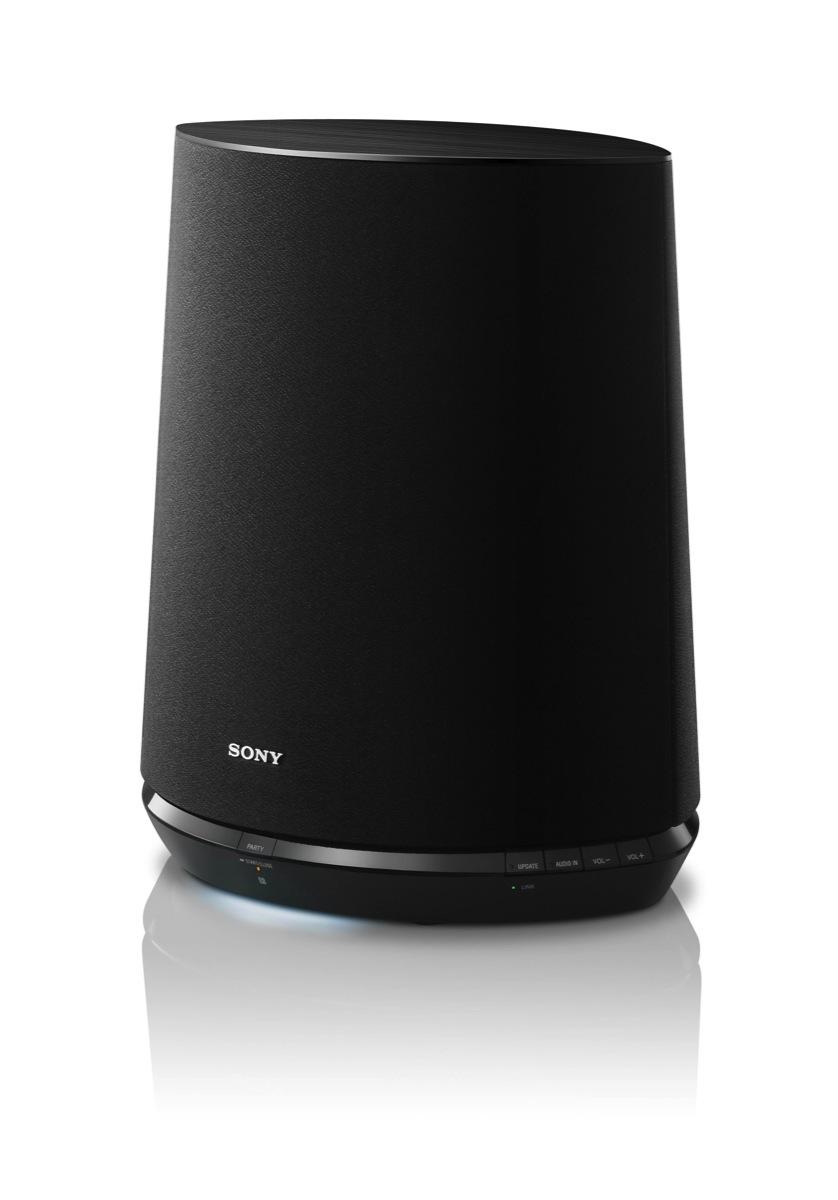 Sony SA-NS, altavoces inalámbricos