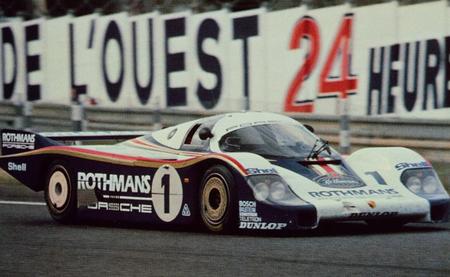 Porsche 956 Rothmans - Le Mans