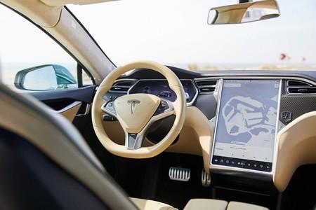 Tesla Model S Shooting Brake 05 Interior