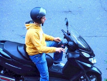 A vueltas con la siniestralidad de la moto en Barcelona (Informe ANESDOR)