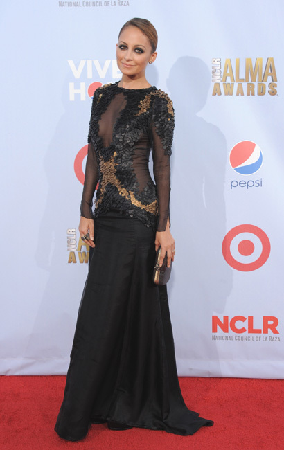 Nicole Richie Alma Awards