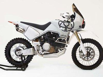 L´Avventura, la última genialidad de Walt Siegl que une Dakar y Ducati