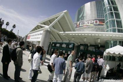 Fotos de la E3 2005