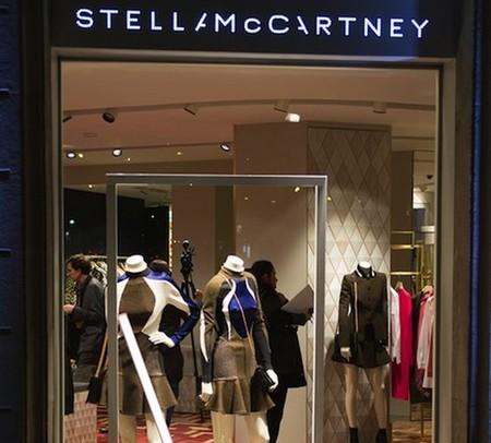 Stella McCartney rumbo a Madrid