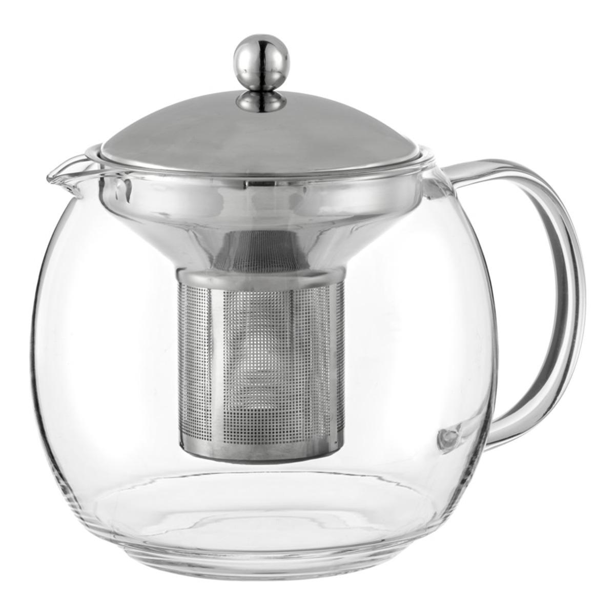 Tetera de vidrio El Corte Inglés 0,7 litros