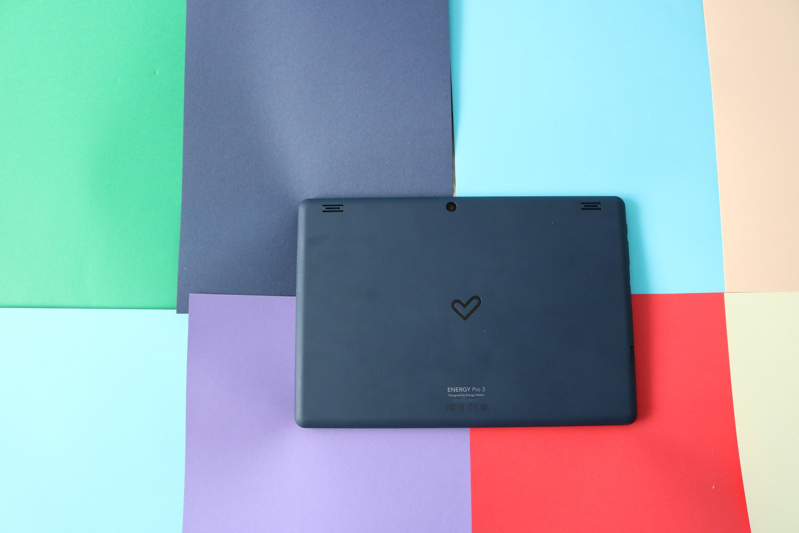 Foto de Diseño Energy Tablet Pro 3 (3/12)