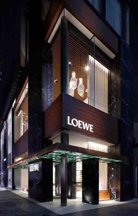 Loewe abre un Concept Store en Tokio en colaboración los maestros ceramistas de la familia Hamada
