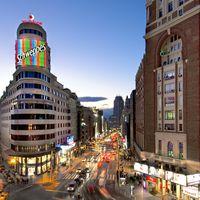 ¿Te gusta la arquitectura Art Deco? Puedes visitar el Edificio Carrión en plena Gran Vía