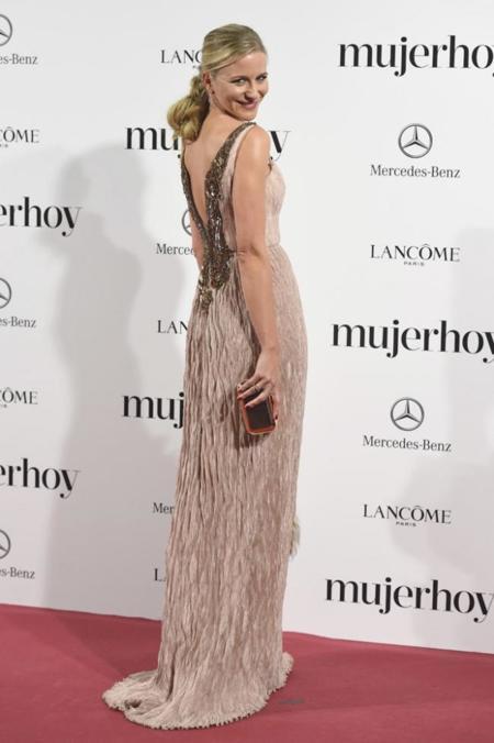 María León en los Premios Mujer Hoy 2014