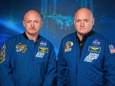 """Los gemelos espaciales, cada vez """"más distintos"""": los ocho cambios en el organismo que puede provocar estar en el espacio"""