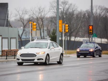Ford Mondeo conducción autónoma