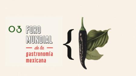 III Foro Mundial de la Gastronomía Mexicana: de chiles, ajíes, pimientos y especias