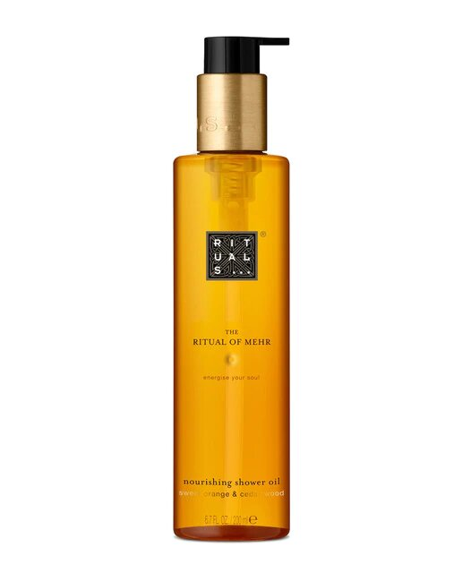 Aceite De Ducha The Ritual Of Mehr Shower Oil 200 ml Rituals