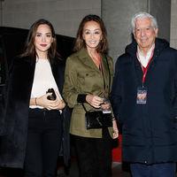 Isabel Preysler, Tamara Falcó, Ana Boyer y las hermanas Iglesias... la familia al completo no ha querido perderse el concierto de Enrique Iglesias en Madrid