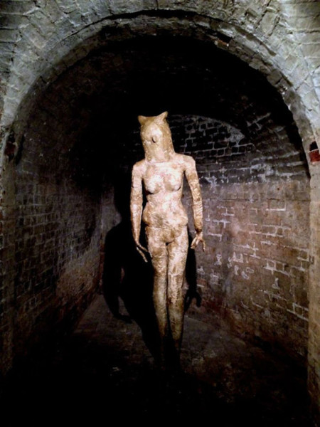 The Crypt Gallery